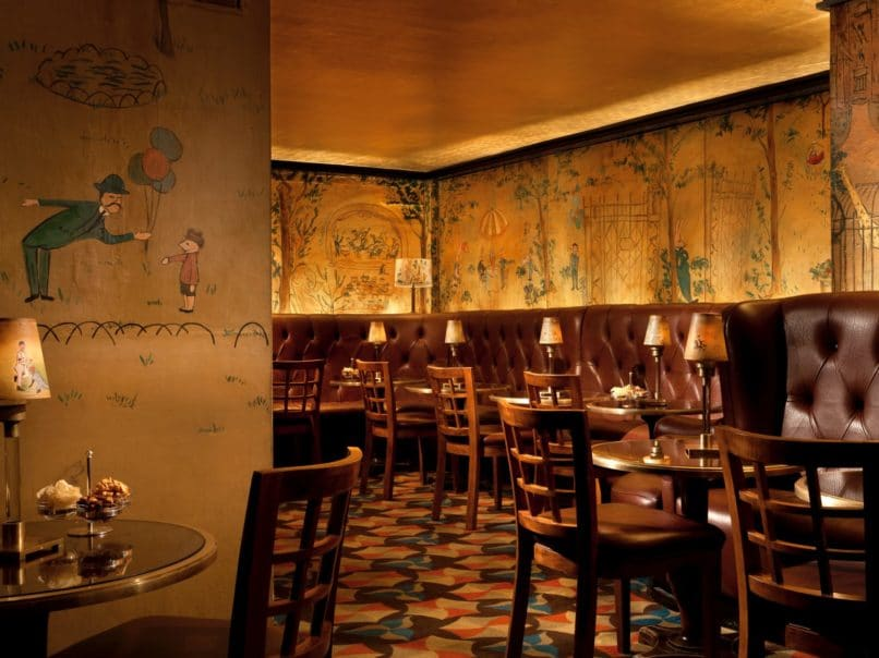 Where to drink in New York - Bemelmans Bar