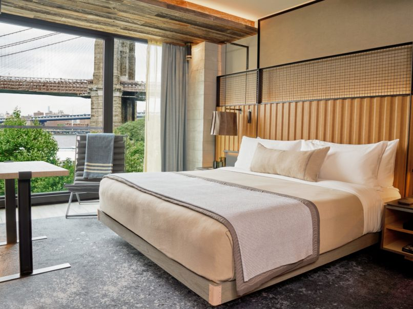 Where to drink in New York - 1 Hotel Brooklyn Bridge