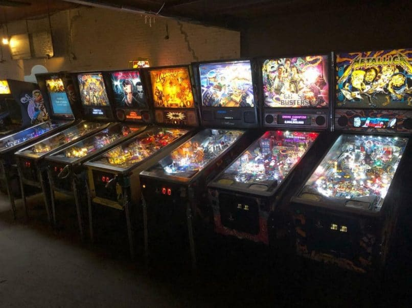 Where to drink in New York - Barcade