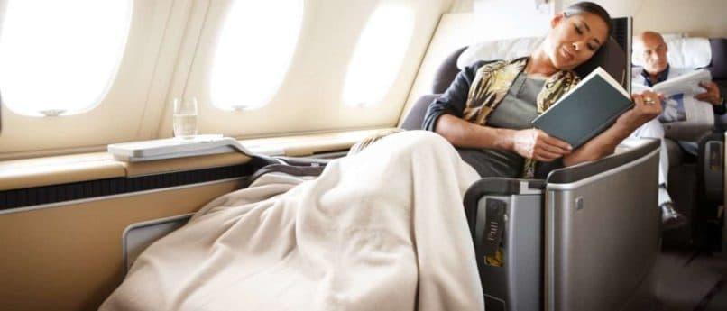 best first-class flights