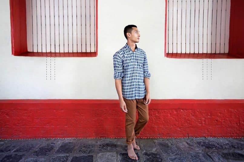 Bareek's hand woven shirts. Image:Courtesy Bareek.in