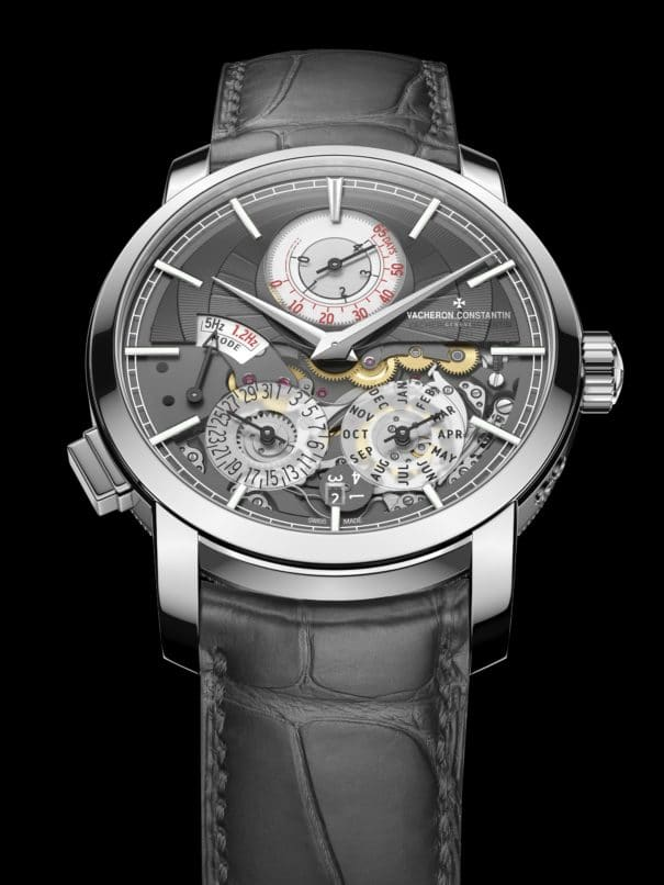 Vacheron Constantin Traditionnelle Twin Beat