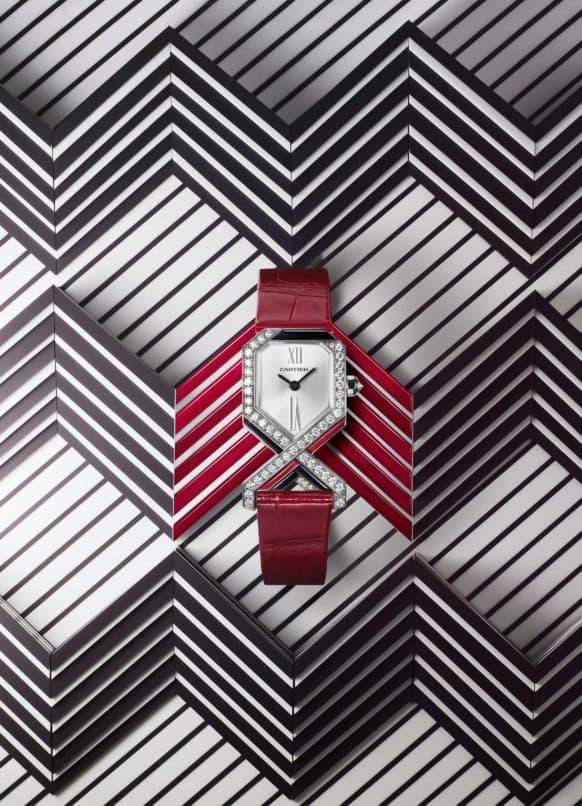 Cartier Libre Diagonale