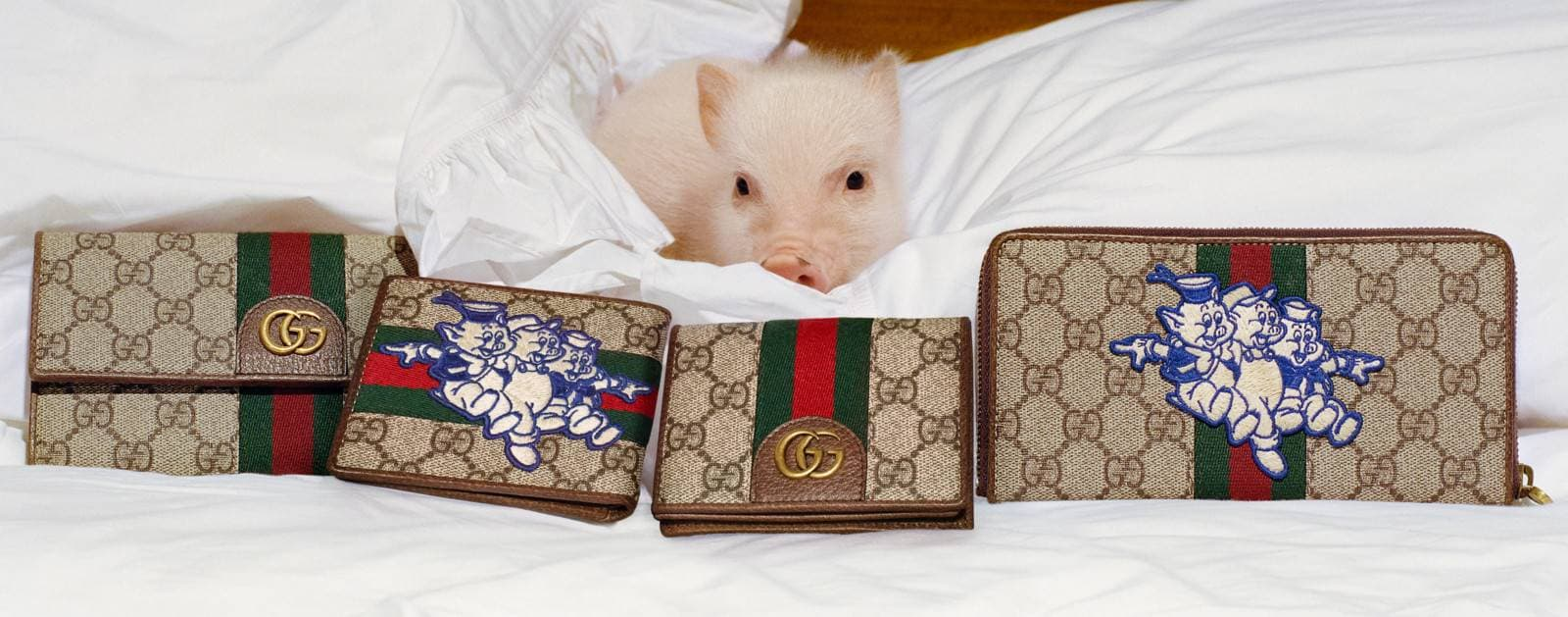Lunar Year of the Pig Fashion Collections: Gucci