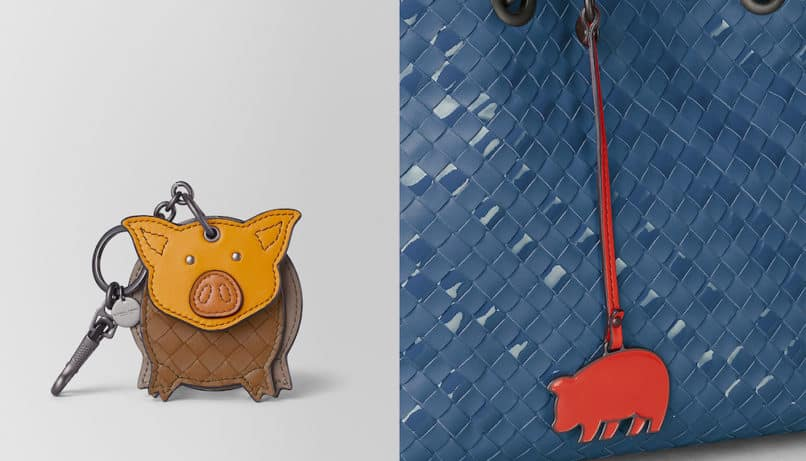 Year of the Pig Lunar New Year Fashion Collections: Bottega