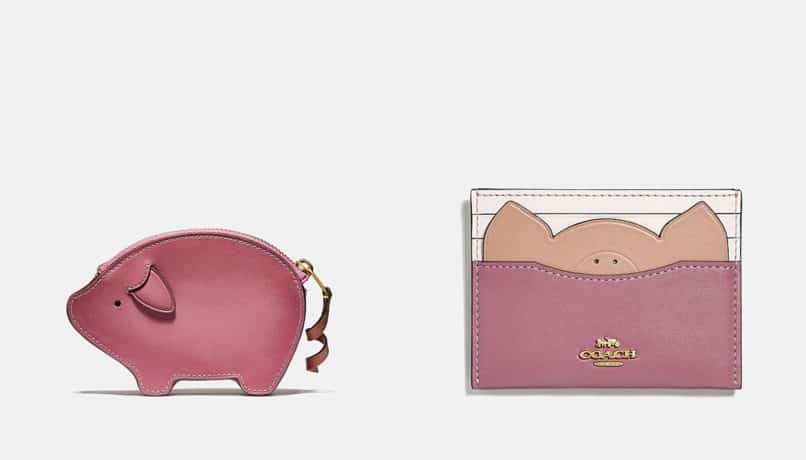 Year of the Pig Lunar New Year Fashion Collections: Coach