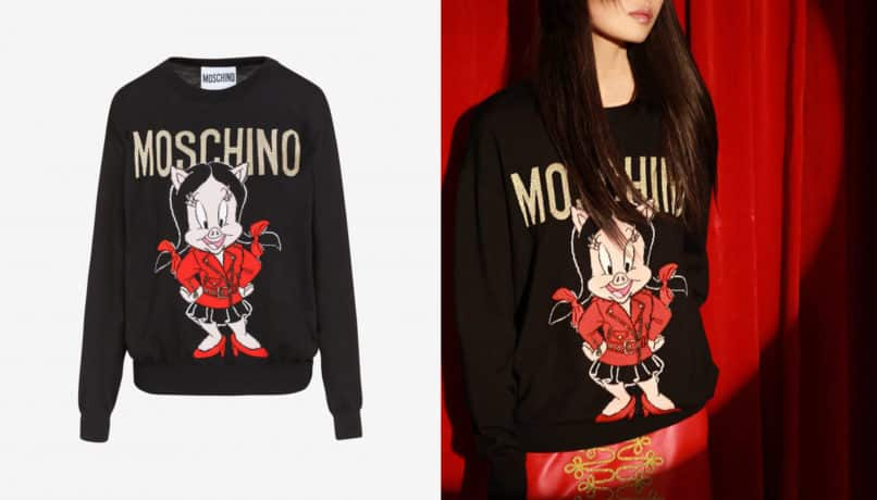 Lunar New Year Fashion Collections: Moschino