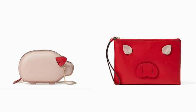 Year of the Pig Lunar New Year Fashion Collections: Kate Spade