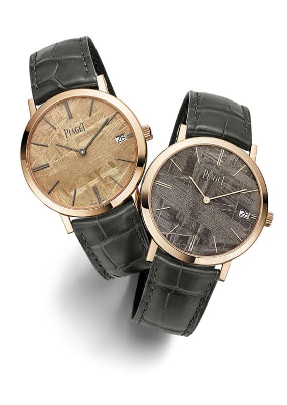 Piaget Altiplano with meteorite dial