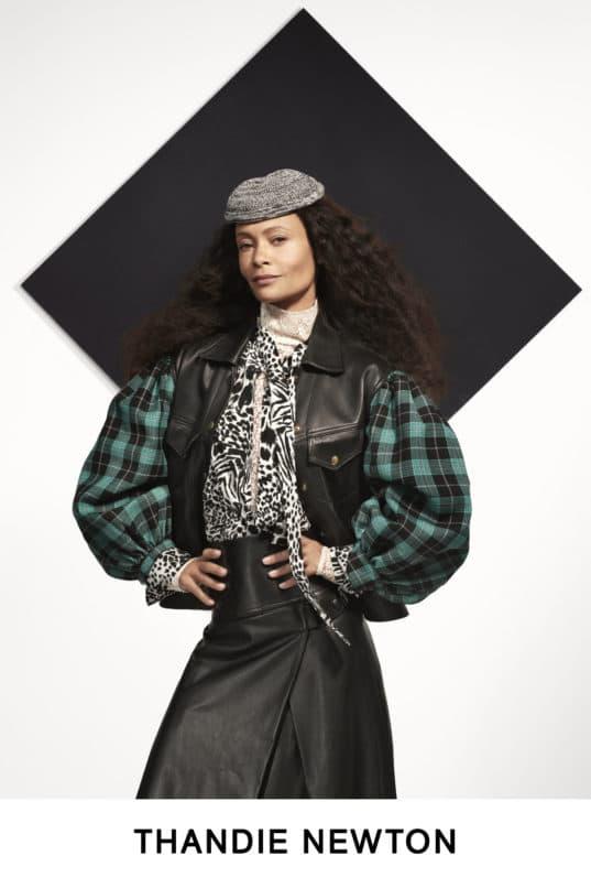Thandie Newton for Louis Vuitton Pre-Fall 2019. Image:Courtesy LVMH
