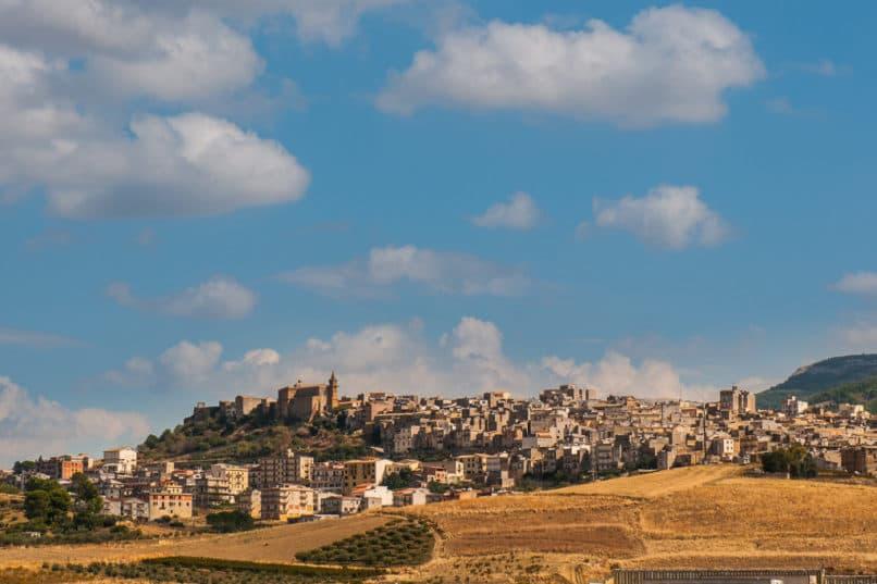 Sambuca Sicily Italy