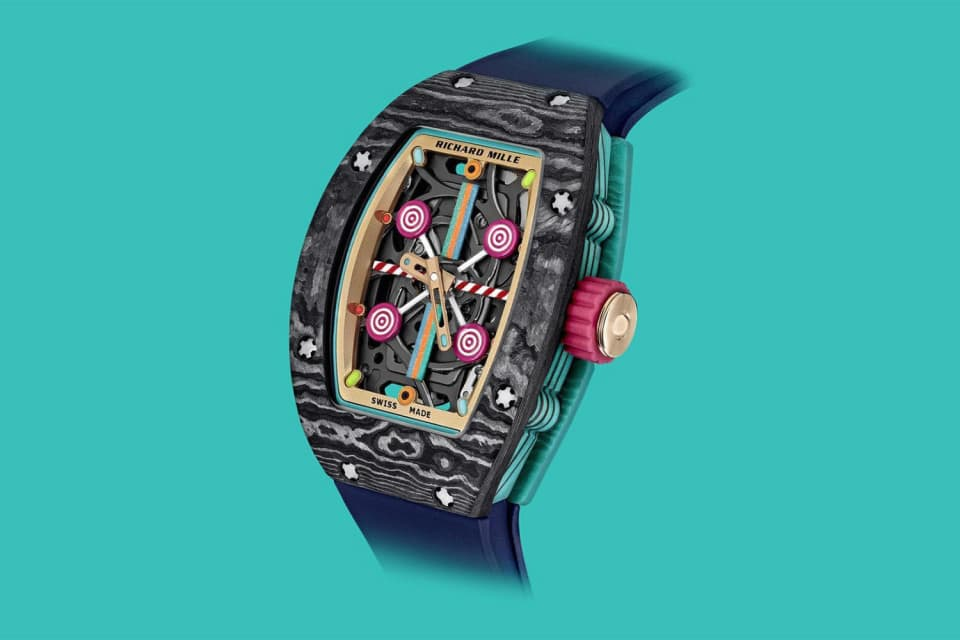 Richard Mille Bonbon Collection