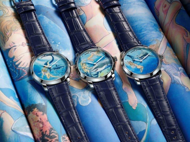 Ulysse Nardin's Classico Manara watches