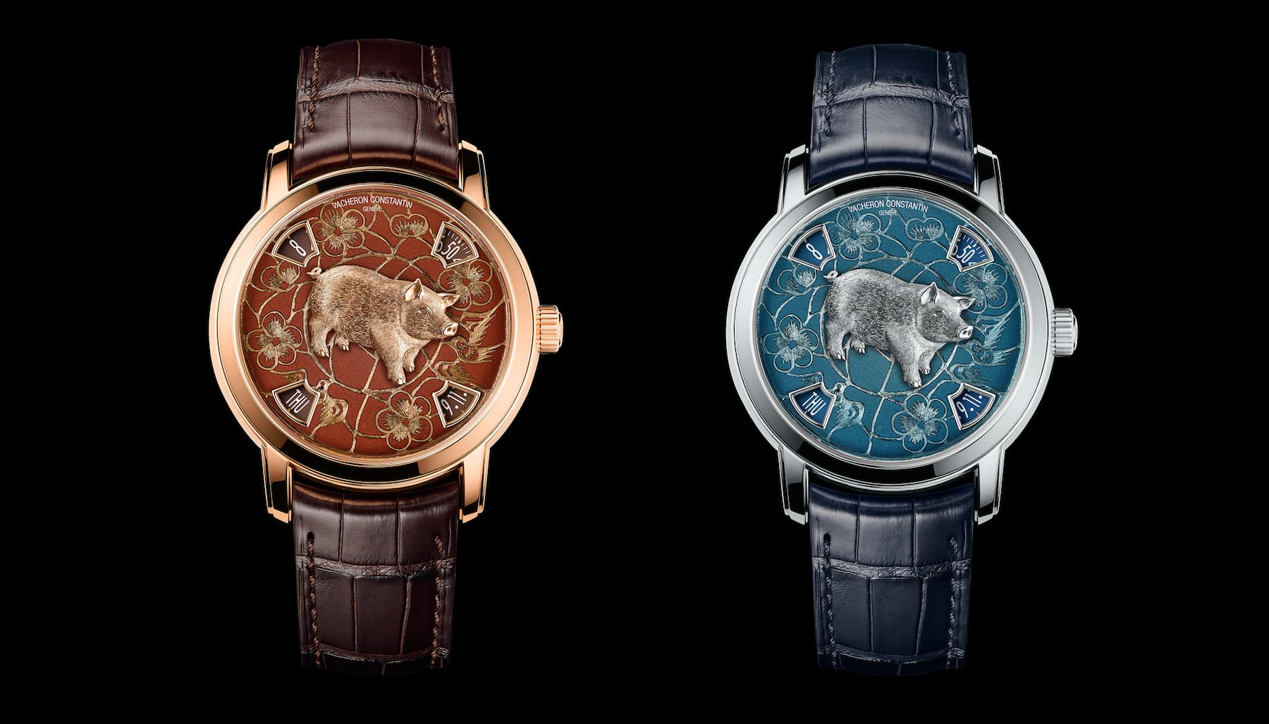 Year of the Pig watches: Vacheron Constantin