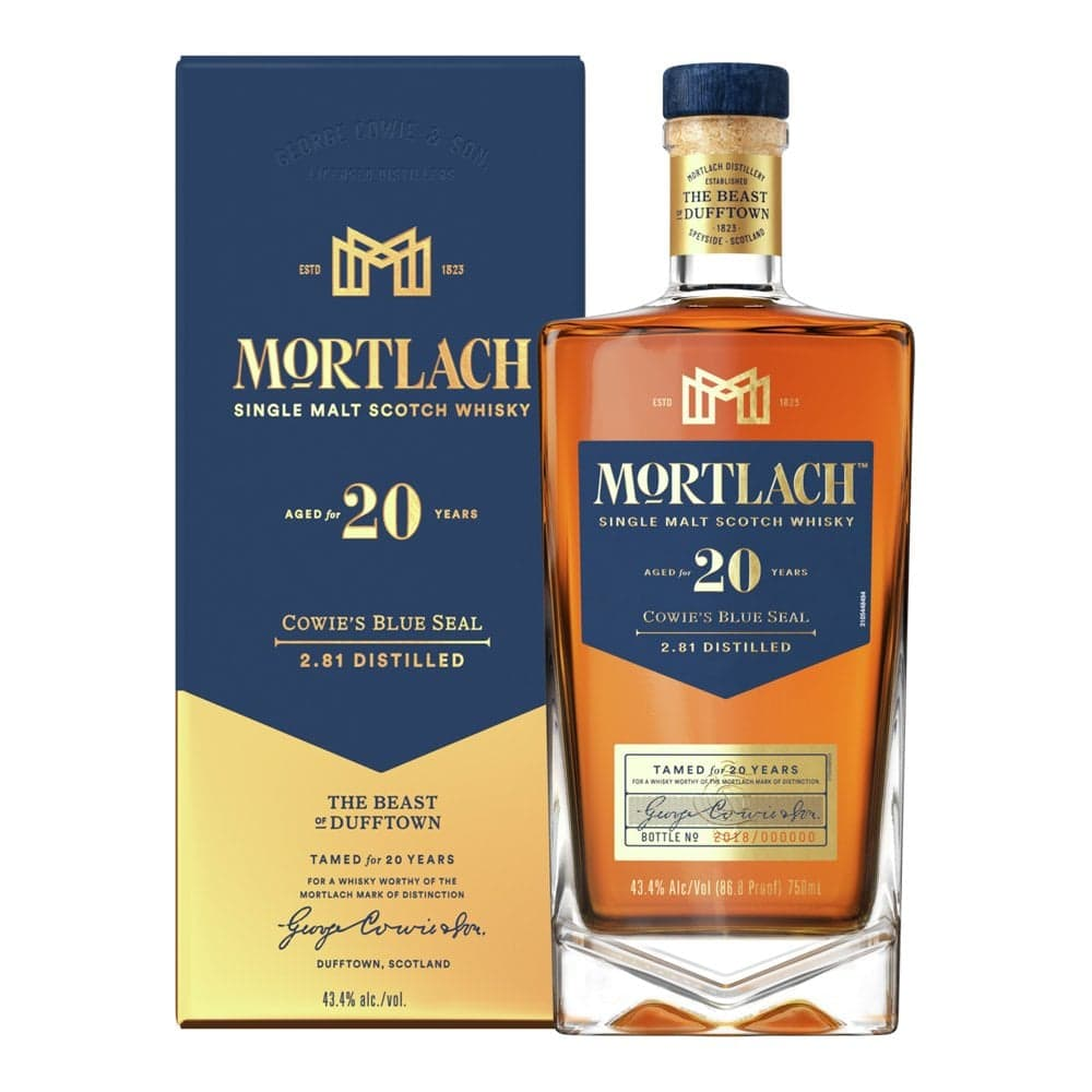 The 20 Year Old offers a balanced flavour of the three expressions.
