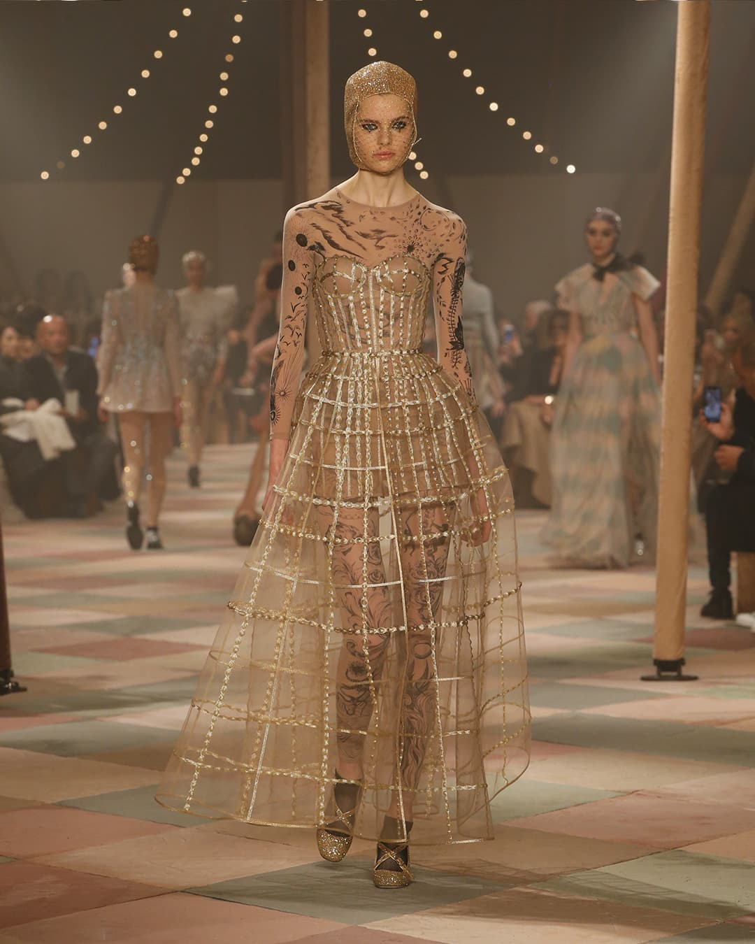 30bd05b3c6 Here's everything gorgeous from Day 1 of Paris Couture Week Spring ...