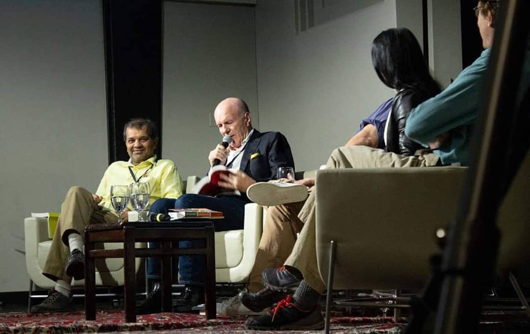 William Dalrymple at Jaipur Lit Fest 2019