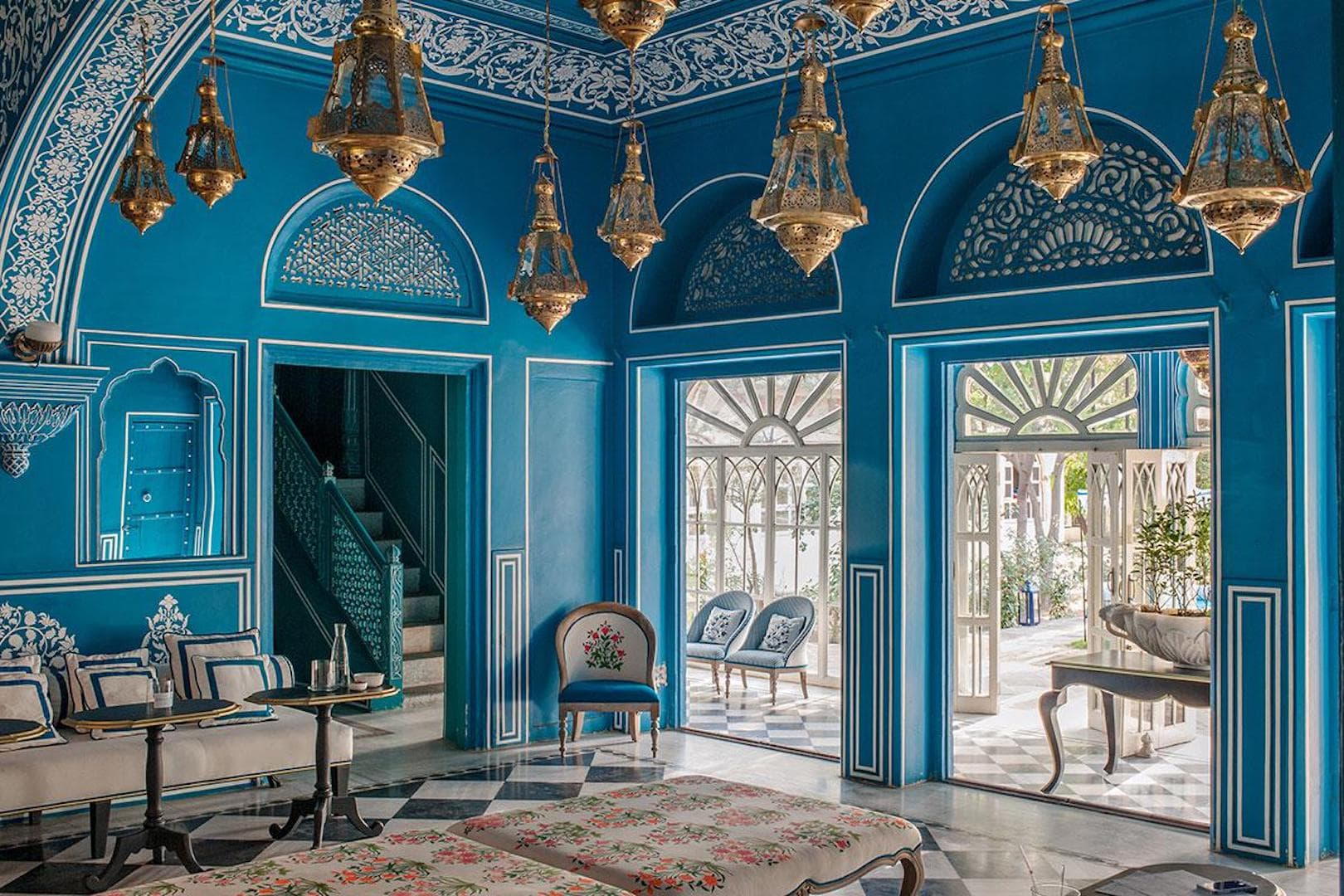 Bar Palladio Jaipur
