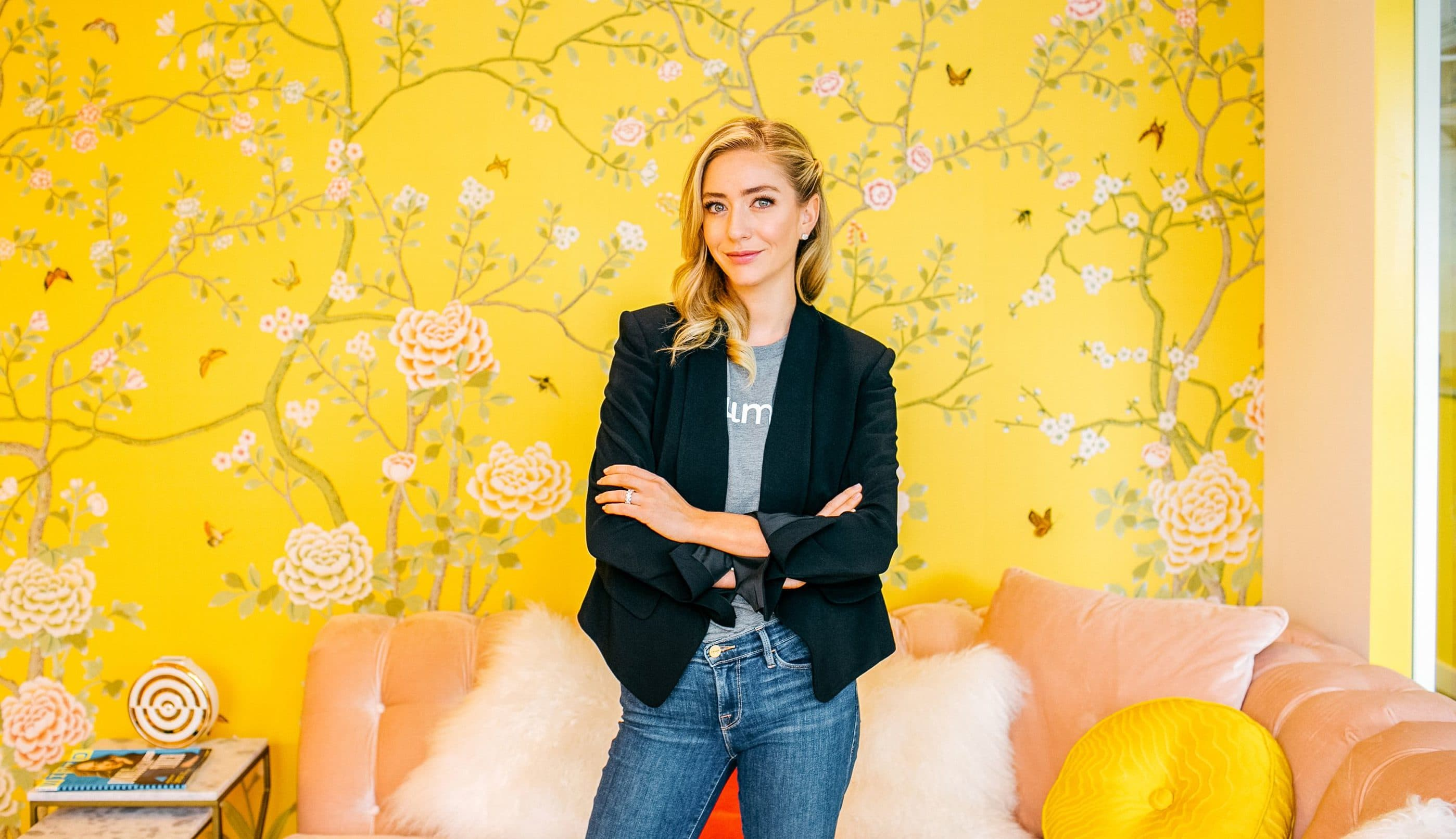 Whitney Wolfe Herd, Founder and CEO