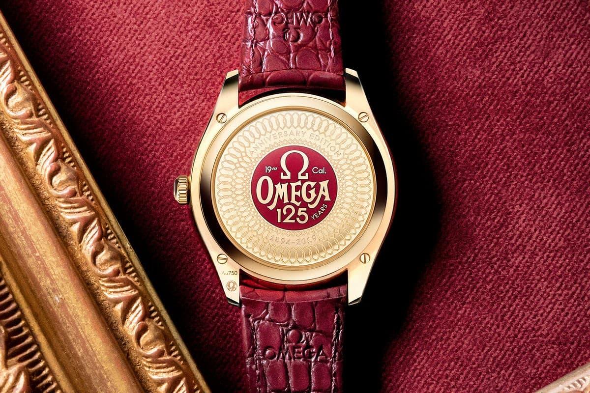 Omega De Ville Trésor special edition
