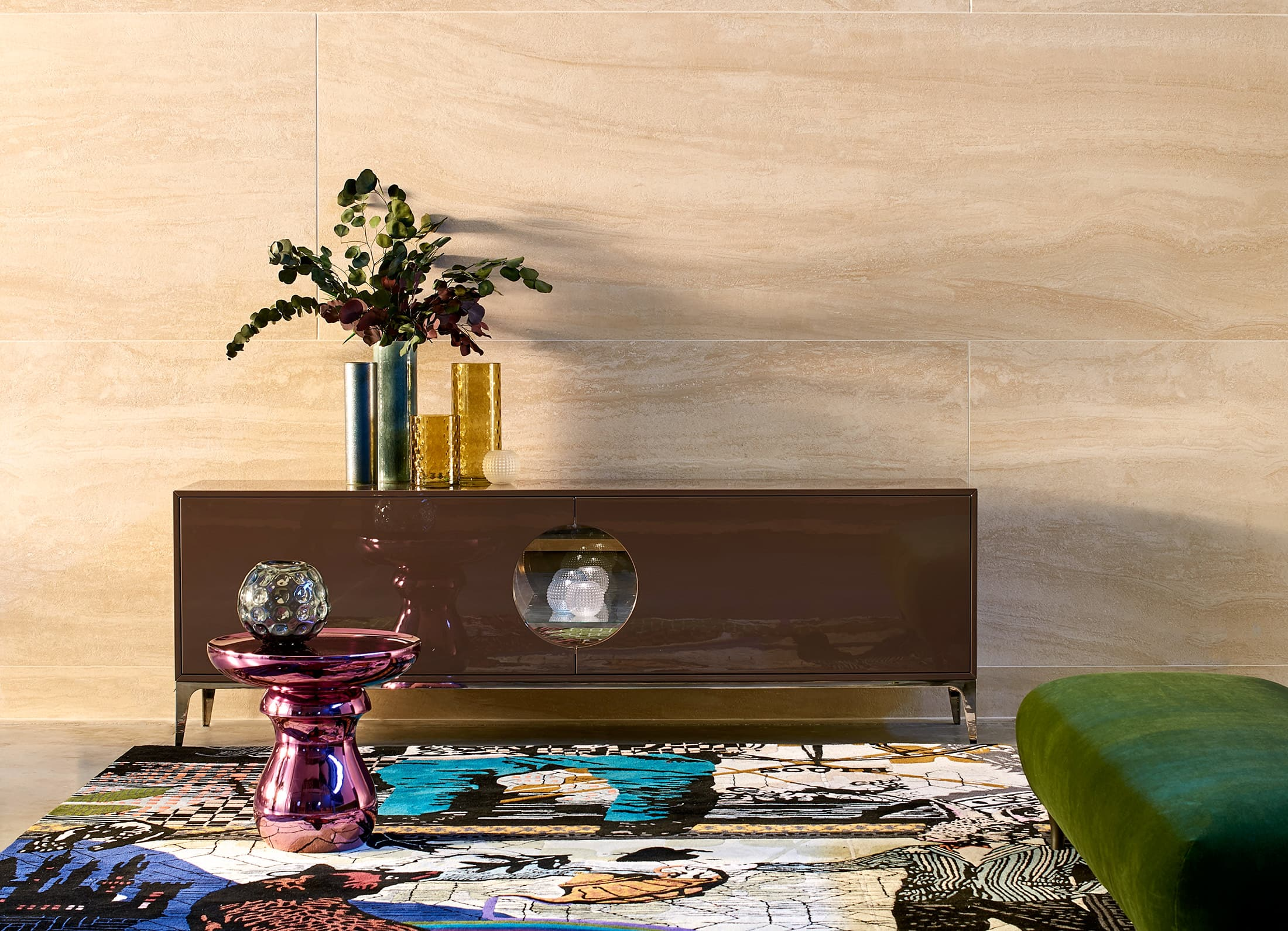 French furniture brand roche bobois opens showroom in singapore