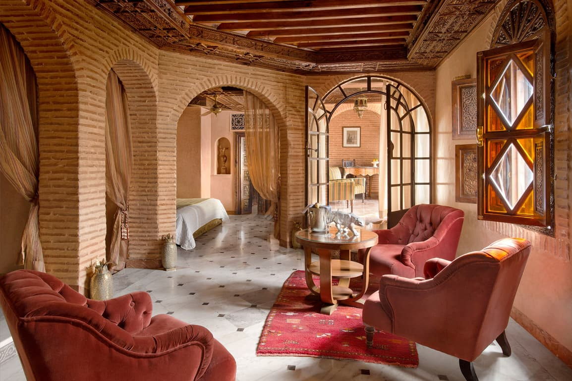 Rooms: Check Into These Beautiful Moroccan Riads For An Exotic