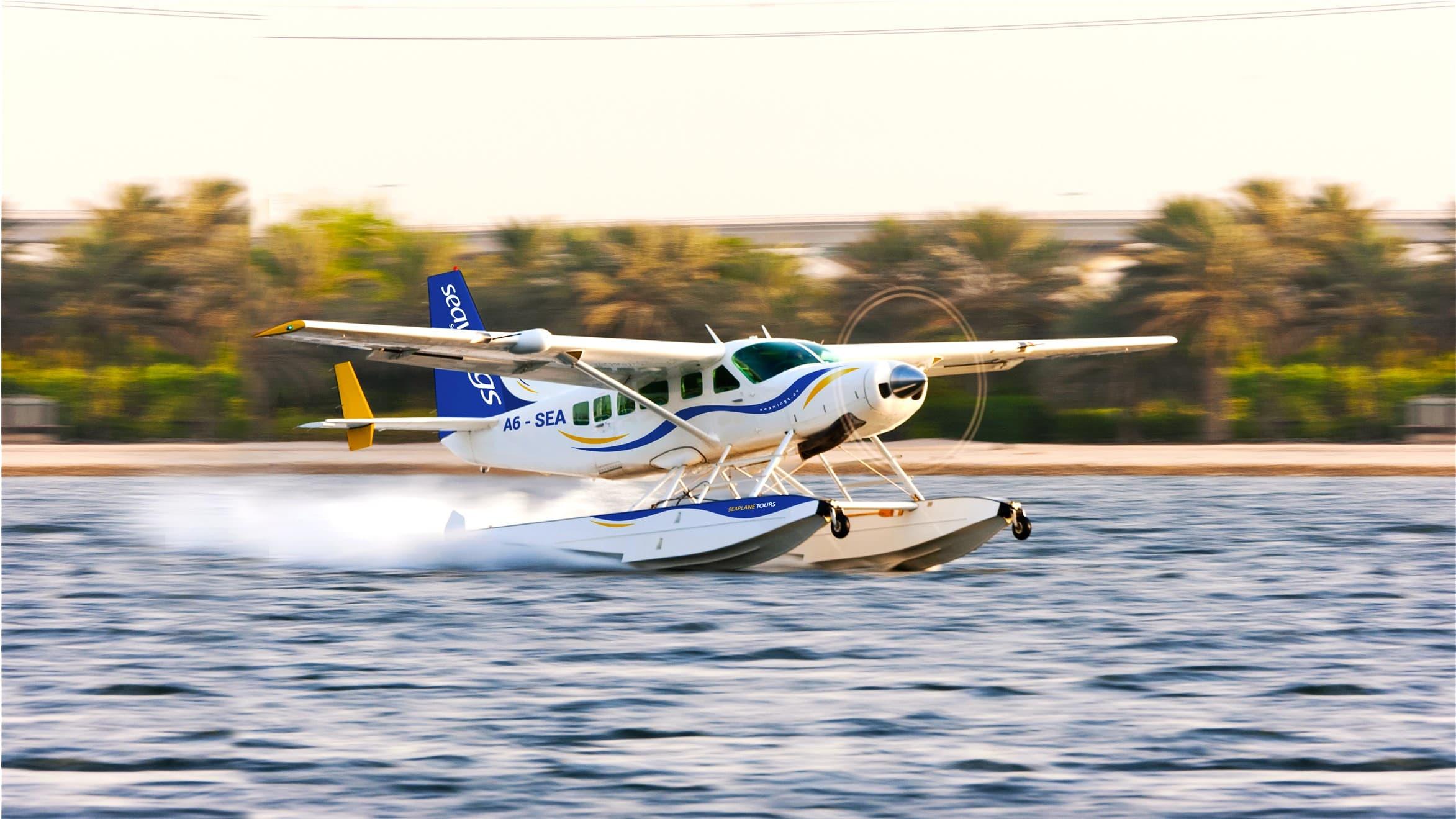 Beyond by Seawings. Dubai weekend getaway