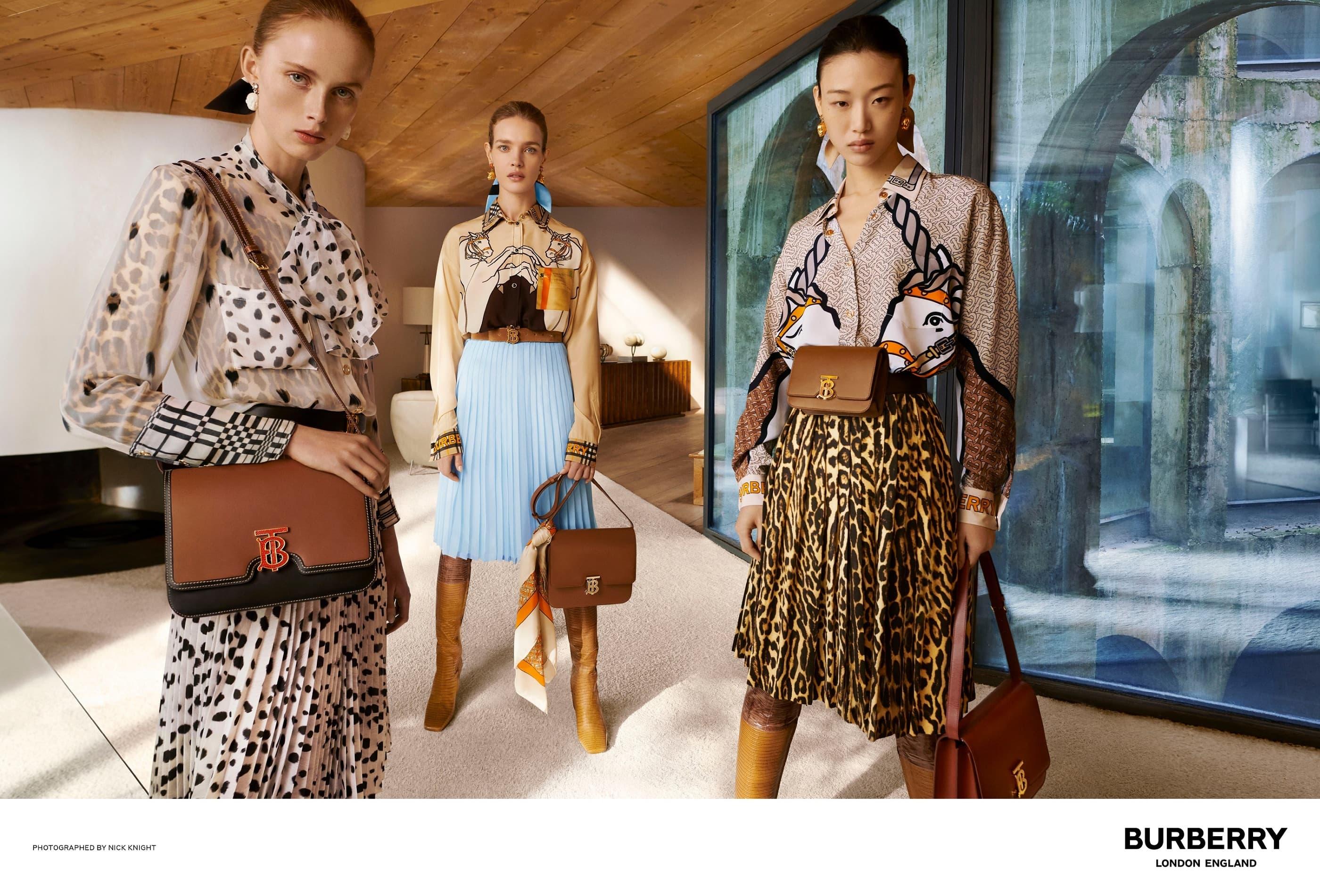 a39e8d5fa6d8 Fashion Obsessions  Burberry s TB bags