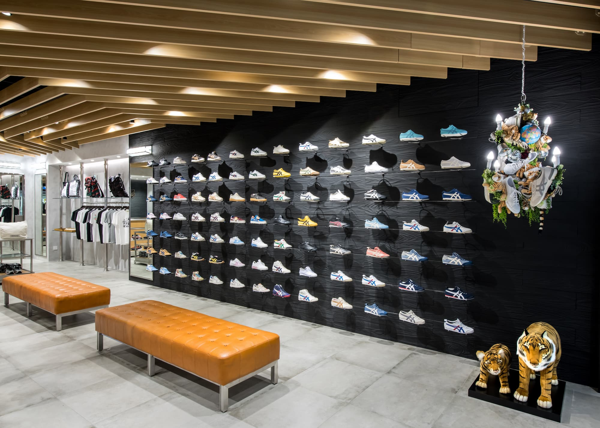 size 40 8dd62 b26bc Onitsuka Tiger opens its largest local retail outlet in Ngee ...
