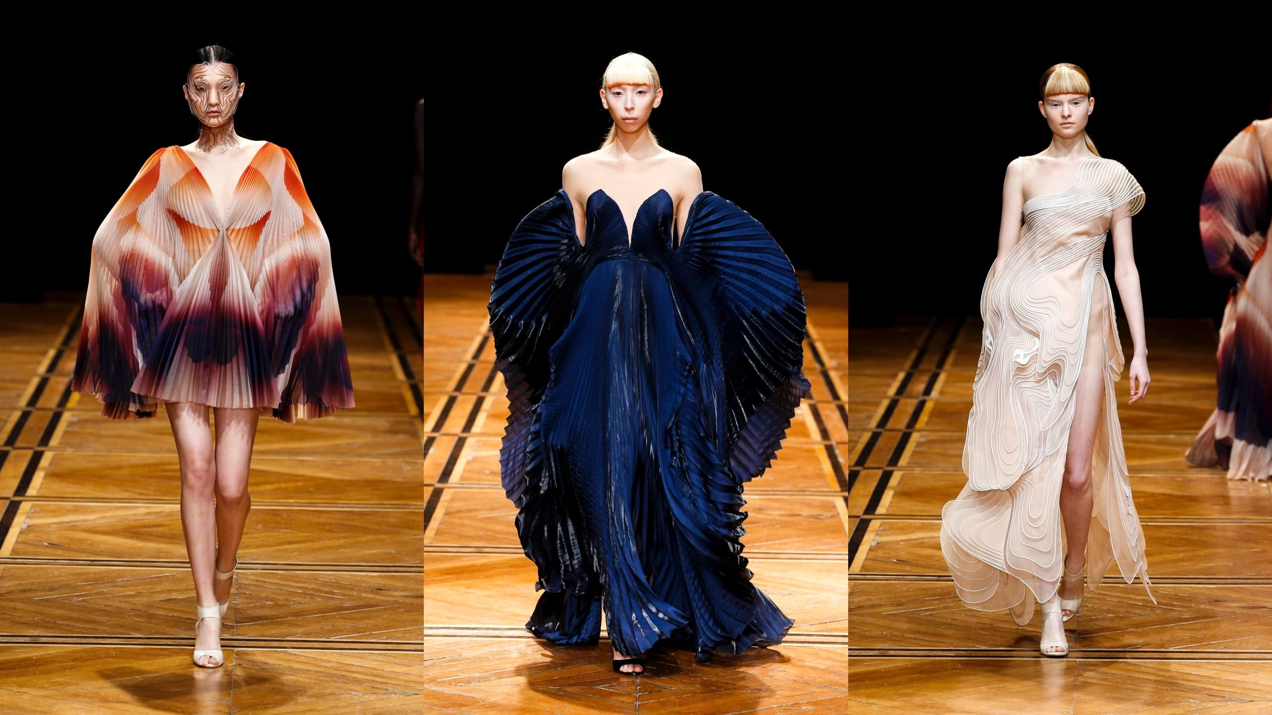 "The mythological dreamscape of Iris van Herpen s ""Shift Souls"" collection 49c685f9ae"