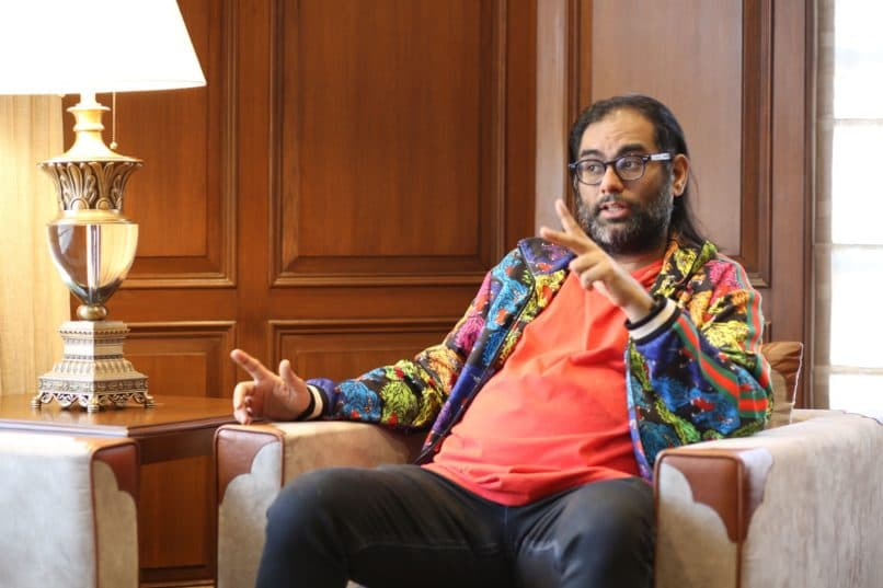 Chef Gaggan Anand interview