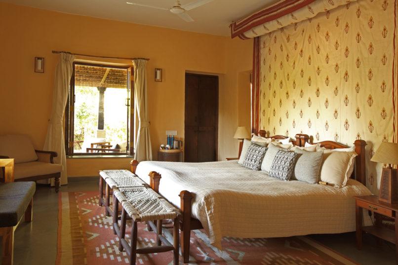 Forsyth Lodge, Satpura Tiger Reserve, Madhya Pradesh