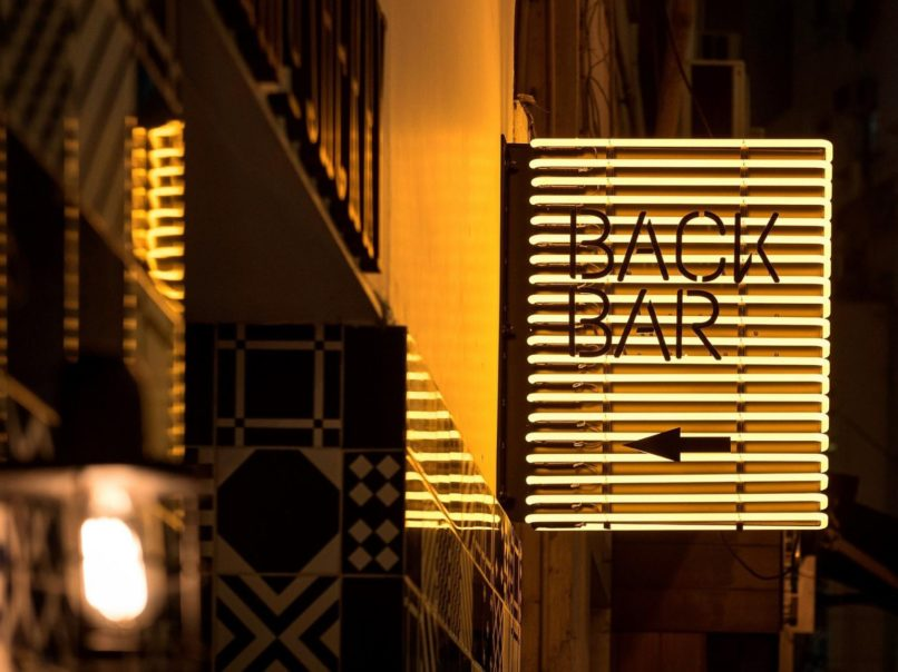 Where to drink in Hong Kong - Back Bar