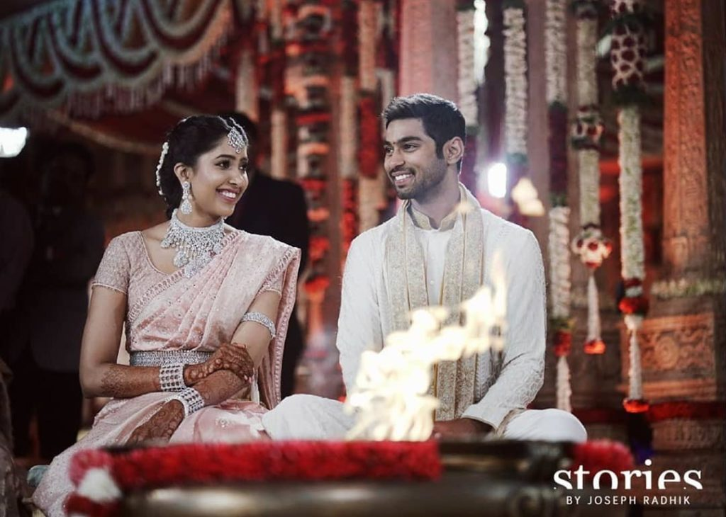Anindith wedding