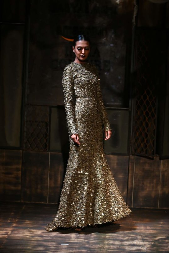 Sabyasachi's 'Bater' collection. Image:Courtesy FDCI