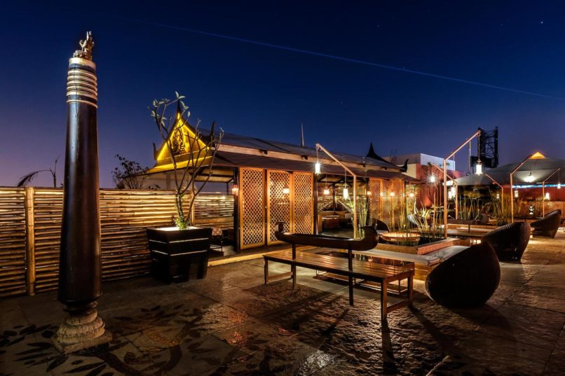 Best restaurants for Valentine's Day in Bangalore, The Tao Terraces