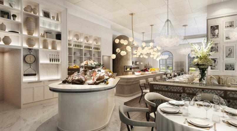 Gaia restaurant Dubai. Dubai travel guide