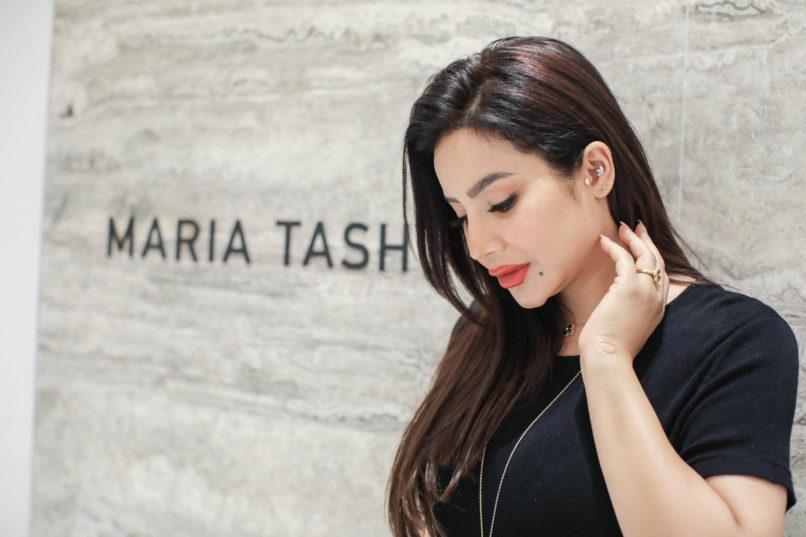 Maria Tash Dubai Store. Dubai Travel guide