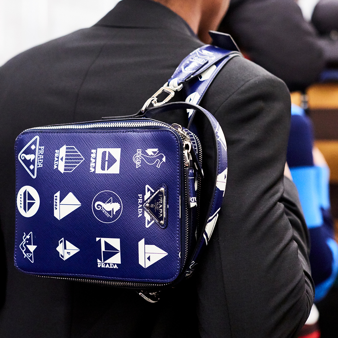 5494539aad3c1b Arm Candy: All the new bags for men to covet this Spring 2019