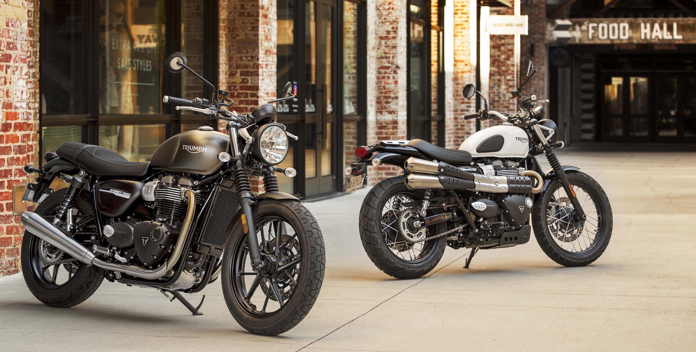 44d329594 Triumph ushers Street Scrambler and Street Twin for Indian bikers ...
