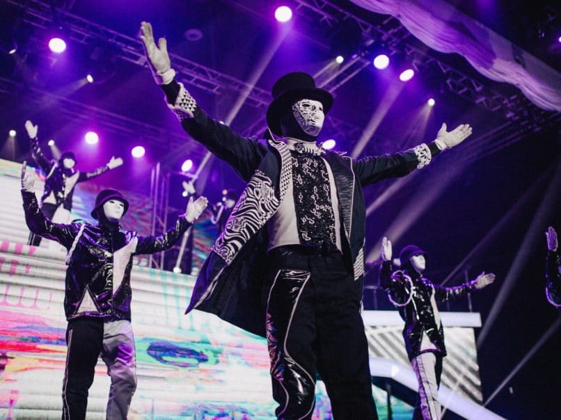 What to do in Macau - Jabbawockeez