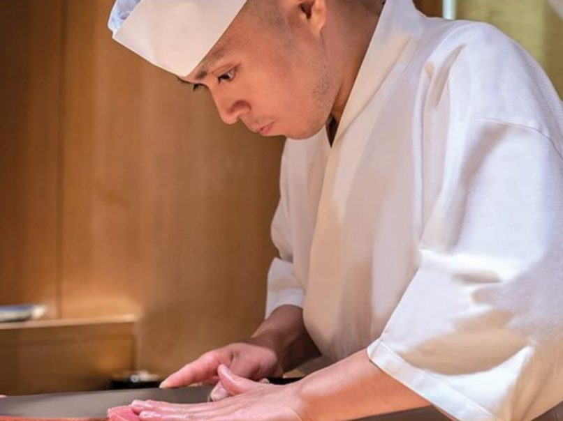 What to do in Macau - Sushi Saito