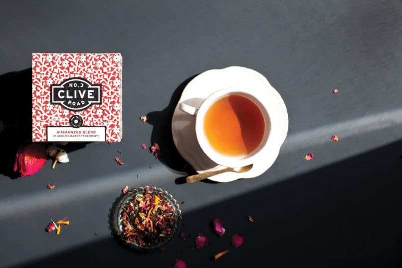 Artisanal teas in India, No. 3 Clive Road
