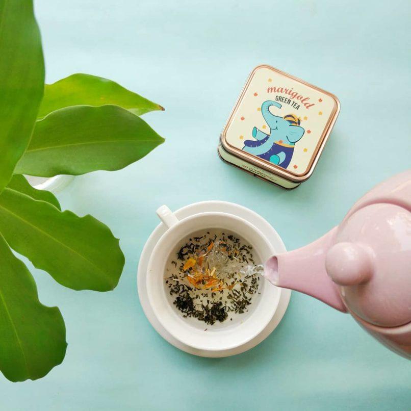 Artisanal teas in India, Tea Trunk