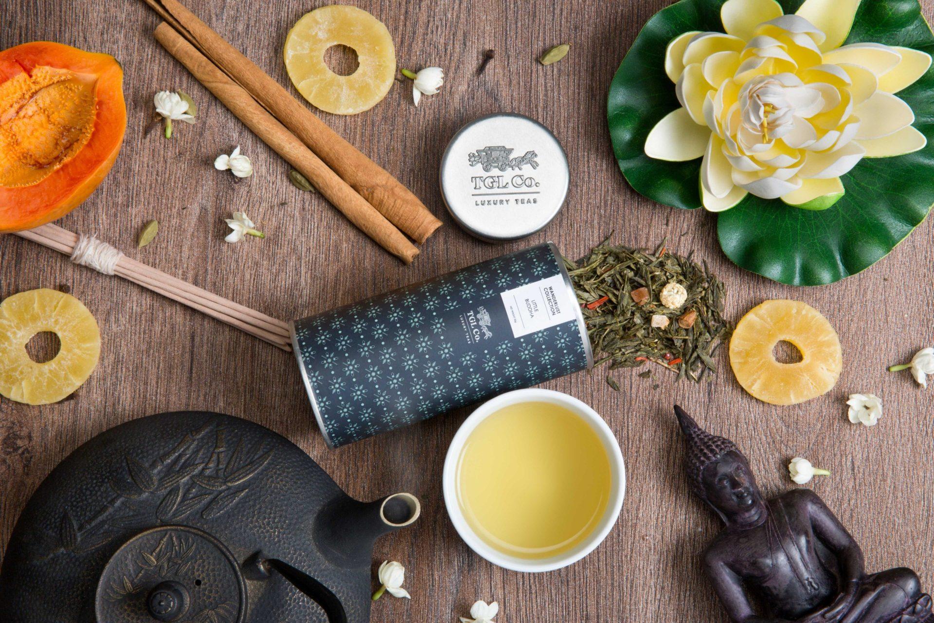 Artisanal teas in India, The Good Life Co.