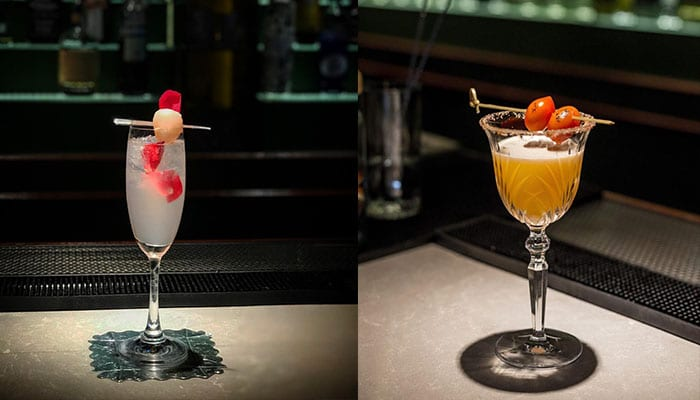 Where to drink Bangkok March: Stocq & Shaqer