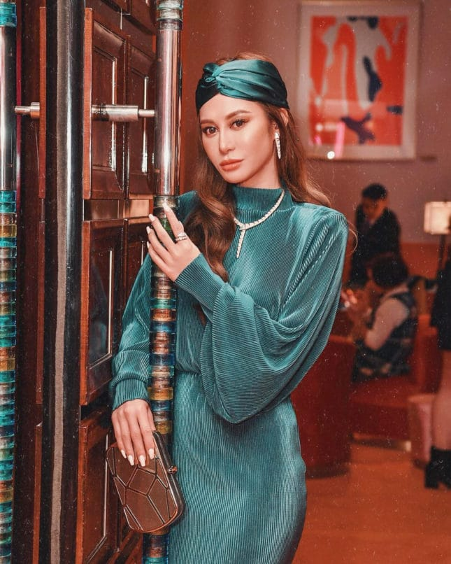 Best dressed in Hong Kong: Eleanor Lam