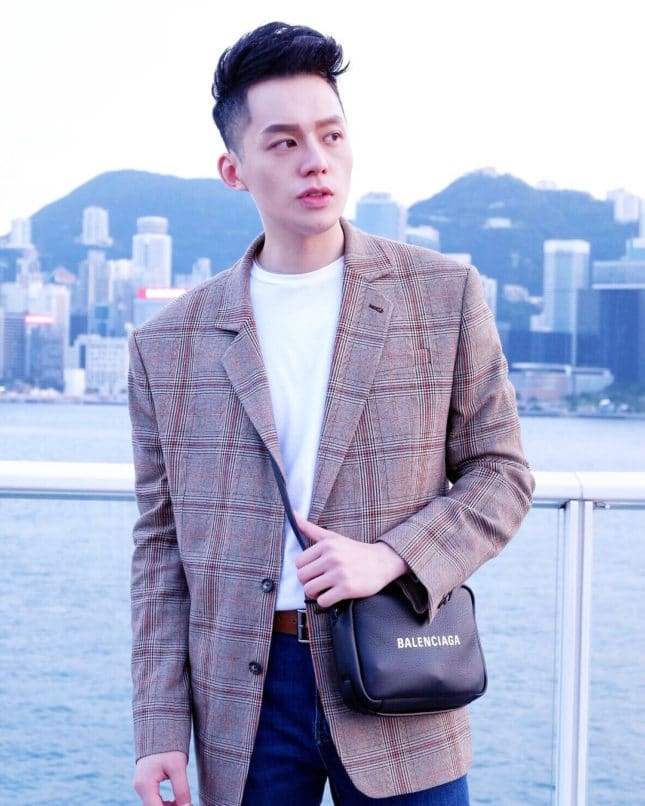 Best dressed in Hong Kong