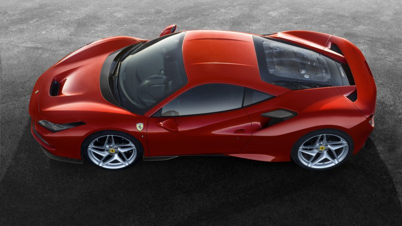 An overview of Ferrari's flagship F8 Tributo