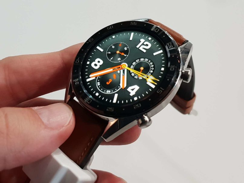 The Huawei Watch GT 'Classic edition'